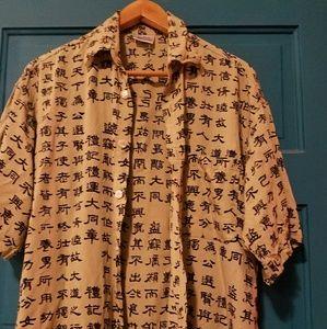 Meng Design men's shirt